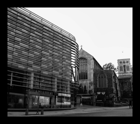 Norwich - new and old (1)