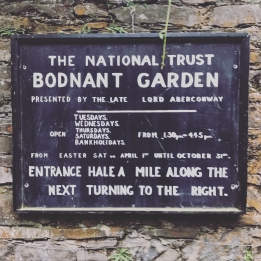 Bodnant Garden, Tal-y-Cafn :: © image copyright Louise Badawi 2017, all rights reserved