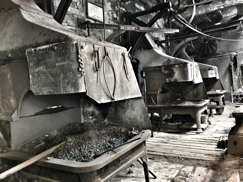 National Slate Museum, Llanberis :: © image copyright Louise Badawi 2017, all rights reserved