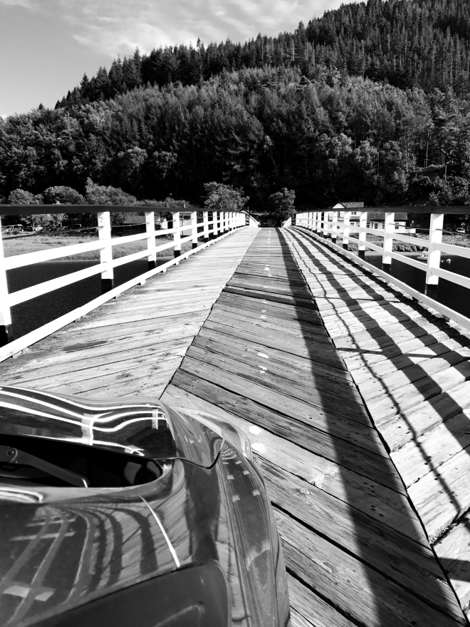 Penmaenpool Toll Bridge, Snowdonia :: © image copyright Louise Badawi, all rights reserved
