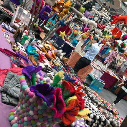 Old Spitalfields Market, Shoreditch :: © image copyright Louise Badawi 2017, all rights reserved