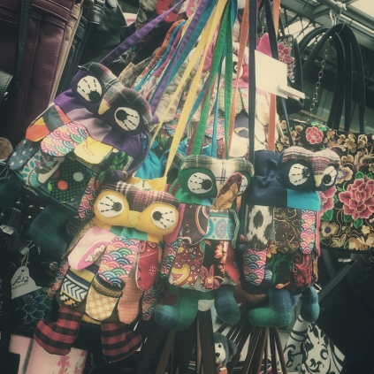 Old Spitalfields Market, Shoreditch :: © image copyright Louise Badawi, all rights reserved