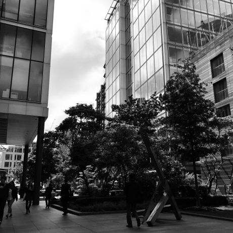 Bishopsgate, London ::© image copyright Louise Badawi, all rights reserved